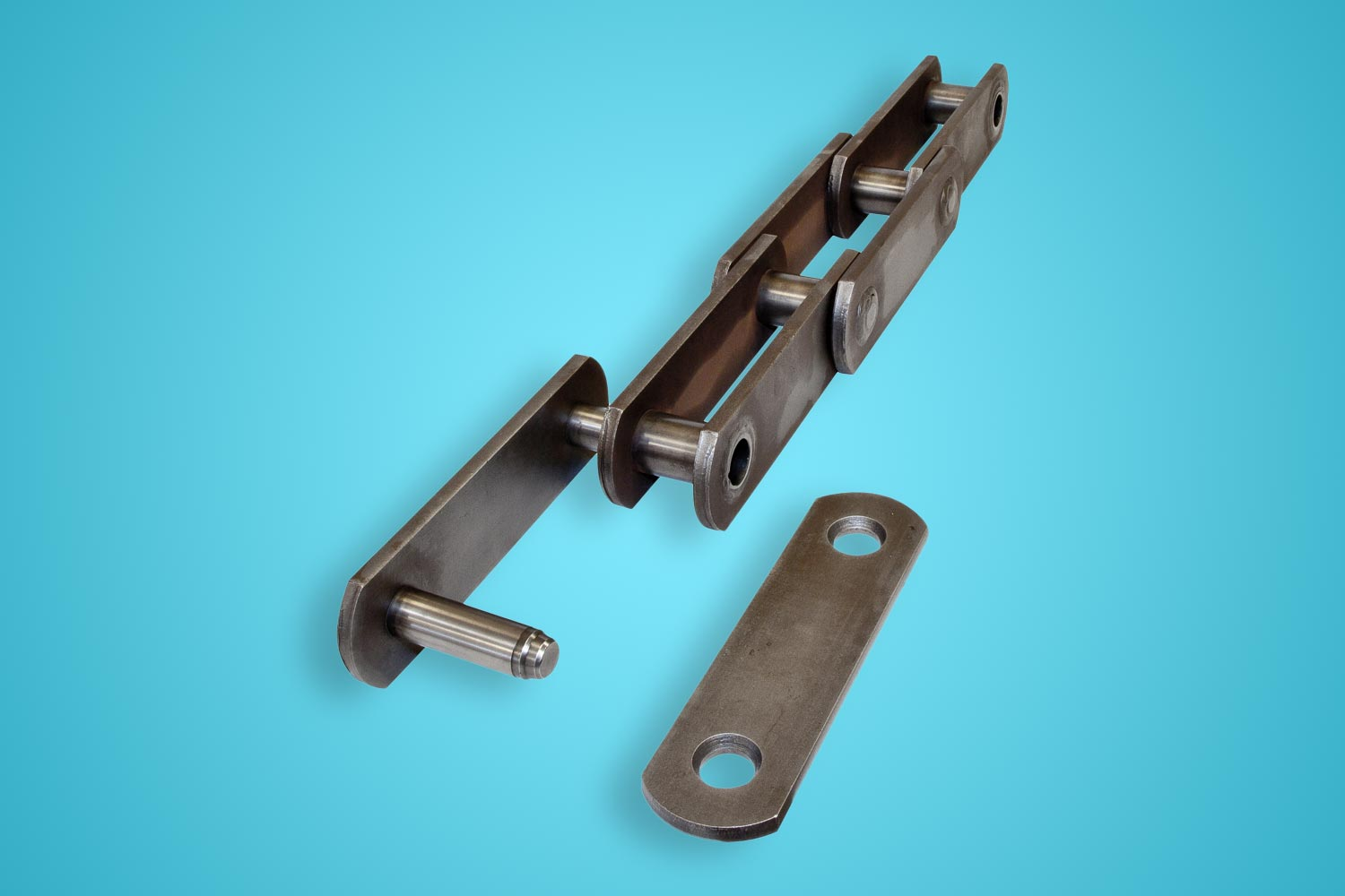 Welded chains DIN 8167