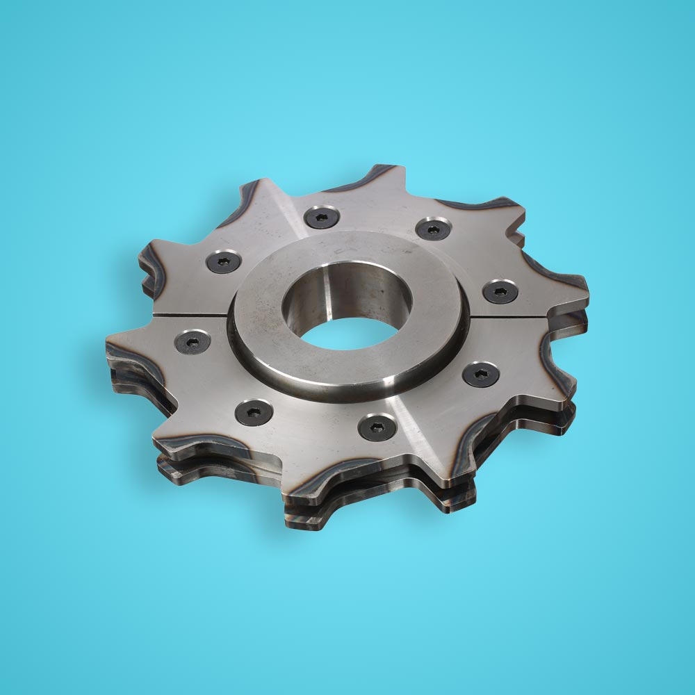 Sprockets drop forged chains