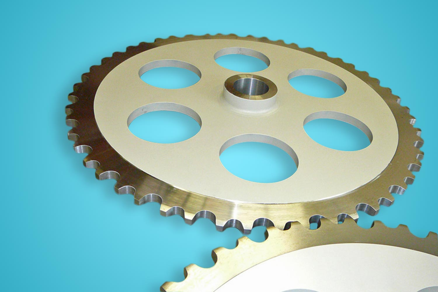 Sprockets for transmission chains