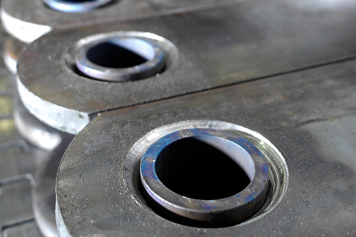 Welded & riveted chains